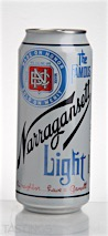 Narragansett Brewing Company Light Lager