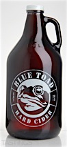 Blue Toad Hard Cider Cranny Appleton Cranberry Hard Cider