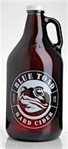 Blue Toad Hard Cider Cranny Appleton Cranberry Hard Cider