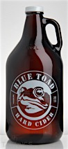 Blue Toad Hard Cider Bourbon Barrel-Aged Amber Hard Cider