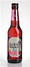 Louis Raison Raspberry Cidre