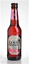Louis Raison Raspberry Cidre