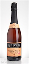 Ecusson Cidre and Peach