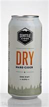Seattle Cider Co. Dry Hard Cider