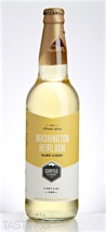 Seattle Cider Co. Washington Heirloom 2014 Hard Cider