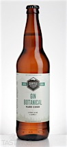 Seattle Cider Co. Gin Botanical Hard Cider