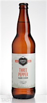 Seattle Cider Co. Three Pepper Hard Cider