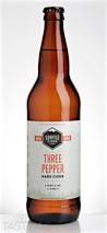 Seattle Cider Co. Three Pepper Hard Cider
