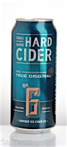 #6 Cider Co. True Original Cider
