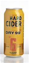 #6 Cider Co. Dry 99 Cider
