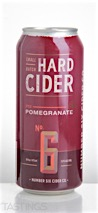 #6 Cider Co. Pomegranate Cider