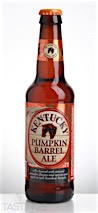 Alltech's Lexington Brewing Co. Kentucky Pumpkin Barrel Ale