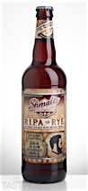 Shmaltz Brewing Company R.I.P.A on Rye