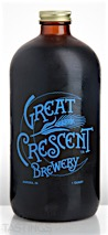 Great Crescent Brewery Bourbon Barrel Coconut Porter