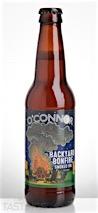 O'Connor Brewing Company Backyard Bonfire Smoked IPA