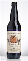 Island Brewing Company 2015 Bourbon Barrel Aged Jubilee Scotch Ale
