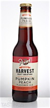 Stevens Point Brewery Harvest Craft Creations Pumpkin Peach