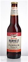 Stevens Point Brewery Harvest Craft Creations Pumpkin Peach