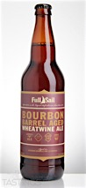 Full Sail Brewing Co. Bourbon Barrel Aged Wheatwine Ale