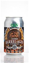 North Country Brewing Co. Late Night Pumpkin Bourbon Barrel Aged
