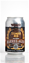 North Country Brewing Co. Zombie Bed Bourbon Barrel Aged Barleywine