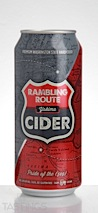 "Tieton Cider Works ""Rambling Route"" Hard Cider"