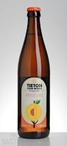 Tieton Cider Works Apricot Hard Cider