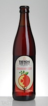 Tieton Cider Works Cranberry Hard Cider