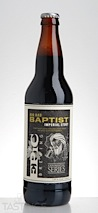 "Epic Brewing Company ""Big Bad Baptist"" Stout"