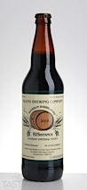 Island Brewing Company Bourbon Barrel Russian Imperial Stout