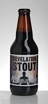 Public House Brewing Company Revelation Stout