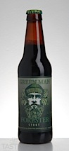Green Man Brewery Forester Stout
