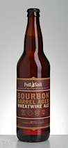 Full Sail Brewing Co. Bourbon Barrel Aged Wheatwine
