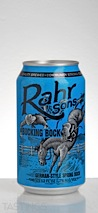 Rahr & Sons Brewing Co. Bucking Bock Maibock