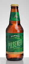 "Summit Brewing Co. ""Bohemian Style"" Pilsener"