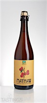 Upland Brewing Mayhaw Sour Ale