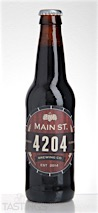 Main Street Brewing Co. 4204 Saison du Bville