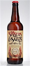 Fairport Brewing Co. Sinners & Saints Golden Strong Ale