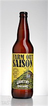 "Worthy Brewing Co. ""Farm Out"" Saison Belgian Style Ale"