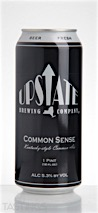 "Upstate Brewing Company ""Common Sense"" Amber Ale"