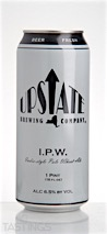 "Upstate Brewing Company ""I.P.W"" IPA"