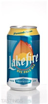 "Grapevine Craft Brewery ""Lakefire"" Rye Pale Ale"