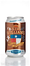 "Grapevine Craft Brewery ""Sir Williams"" English Brown Ale"