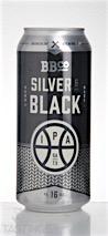 "Branchline Brewing Company ""Silver & Black"" IPA"