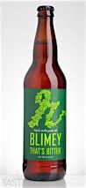 "Reuben's Brews ""Blimey thats Bitter"" Imperial IPA"