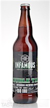 "Infamous Brewing Company ""Double Tap"" Imperial IPA"