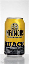 "Infamous Brewing Company ""Hijack"" Golden Ale"