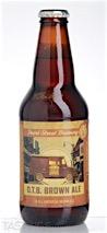 Pearl Street Brewery DTB Brown Ale