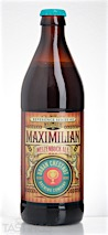 Urban Chestnut Brewing Company Maximilian Weizenbock