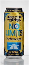 Two Roads Brewing Company No Limits Hefeweizen